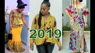2019 Current Ankara Styles and Aso Ebi Styles To Wow This year