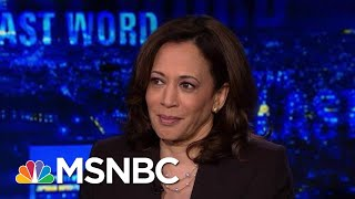 Kamala Harris: President Donald Trump's New Deportation Plan Is 'Outrageous'   The Last Word   MSNBC