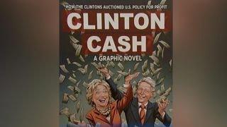 Graphic novel puts 'Clinton Cash' into new perspective