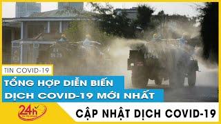 Tin tức Covid-19 mới nhất hôm nay 13/5 | Dich Virus Corona Việt Nam hôm nay ở khu công nghiệp. TV24h