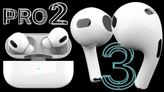 AirPods 3 Final Design, AirPods Pro 2 & iPhone 13 Leaks!