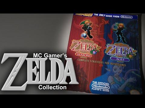 Baixar Oracles Nintendo Power Player's Guide - MC's Zelda Collection