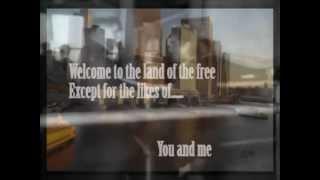 POL Arida - LYRICS - Land Of The Free