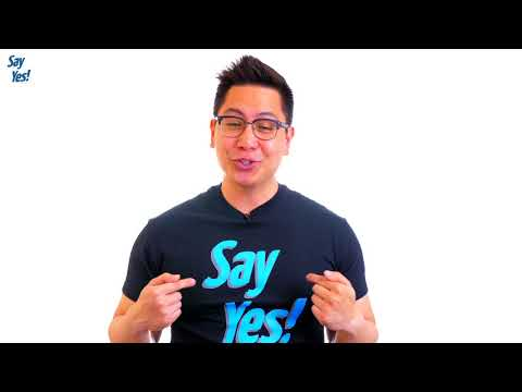 The Say Yes! Foundation