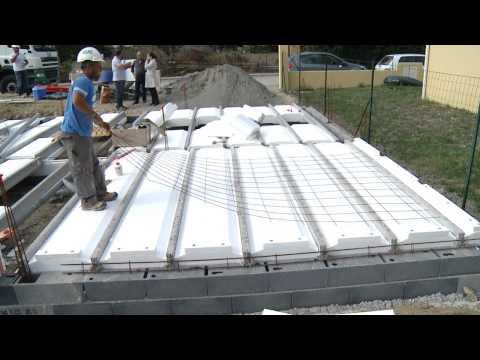 Seacwatt : Plancher vide sanitaire à Haute Performance Energétique