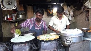 Delicious Mumbai Street Food | IDLI Wala Dosa | Best Indian Breakfast