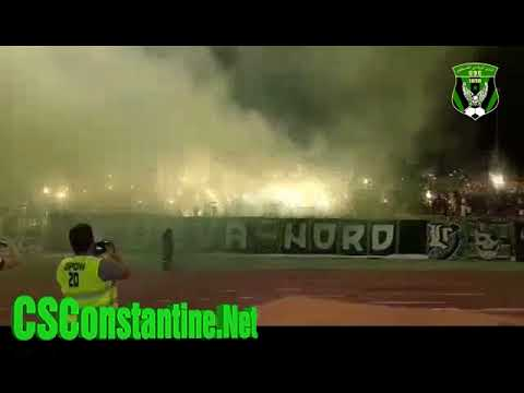CSC 3-1 NAHD : Le spectacle des Ultras