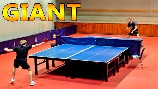 Giant Ping Pong
