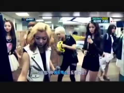Kpop Parody #1 ( FX, EXO, Shinee, SNSD sing alay song )