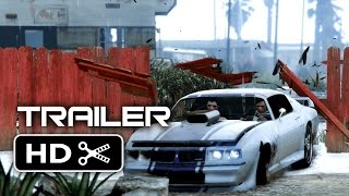 Most Wanted Trailer (2015) – GTA 5 Next Gen Movie HD