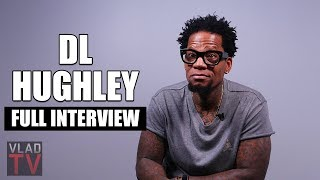 DL Hughley on Kevin Hart, Kanye, Bernie Mac, Tekashi 6ix9ine (Full Interview)