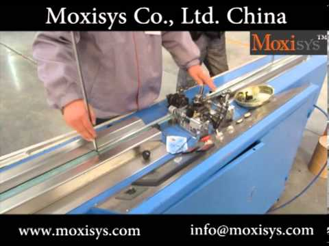 butyl coating machine- insulating glass machine