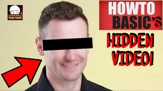 The TRUTH Behind HowToBasic's FACE REVEAL - Inside A Mind
