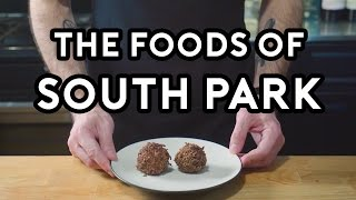 Binging with Babish: South Park Special
