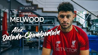 Ox's emotional road to recovery   This Is Melwood