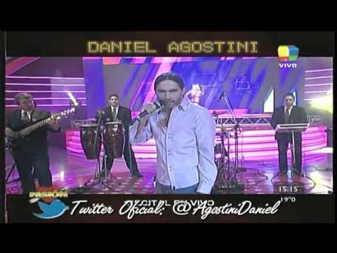 Daniel Agostini Pasion de Sabado 13-4-2013