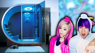 Rich People Who Took Showers Too Far!