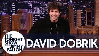 David Dobrik Takes Over The Tonight Show