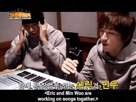 Shinhwa - BTS 9th Album (Eng Sub)