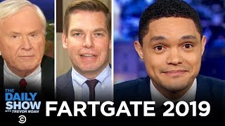 Eric Swalwell: Fartgate 2019   The Daily Show
