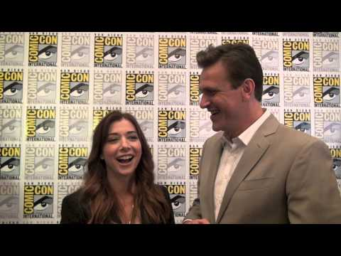 Alyson Hannigan and Jason Segel Preview How I Met Your Mother ...
