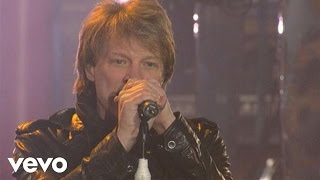 Bon Jovi - You Give Love A Bad Name (Live)