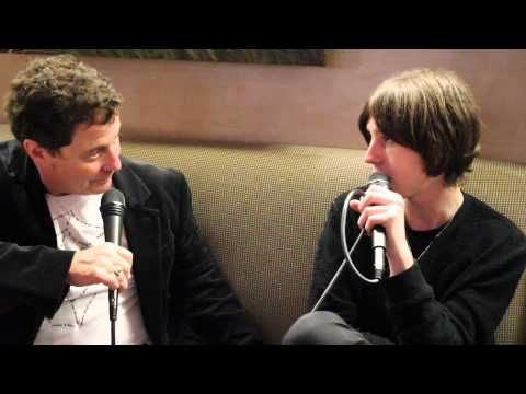 Bruce Rave Hangs with Van of Catfish and the Bottlemen, SXSW 2015