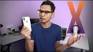 iPhone X | Perubahan Ini Diterima Baik
