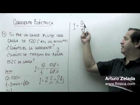 Corriente eléctrica 5
