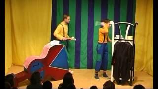 Mesebolt Bábszínház | TI-TI-TÁ báb-zene-játék