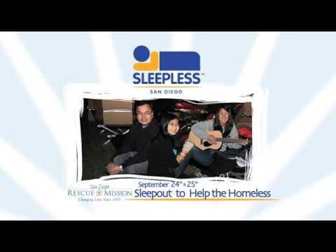 San Diego Rescue Mission - Sleepless San Diego