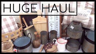 HUGE HOME DECOR HAUL & HOBBY LOBBY CLEARANCE
