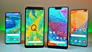 Android Q Review! OFFICIAL First Preview - NEW Features & Changes!