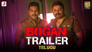 Official Telugu trailer Bogan starring Jayam Ravi, Arvind ..