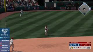 Dodgers at Angels Freeway Series 2020 | March 22, 2020 | 2020 Dodgers on MLB the Show