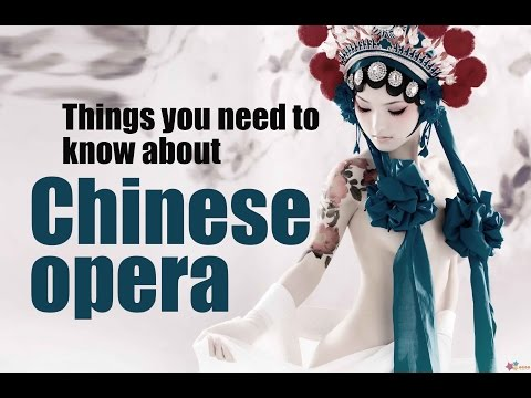 [Culture]Things you need to know about Chinese Opera|More China