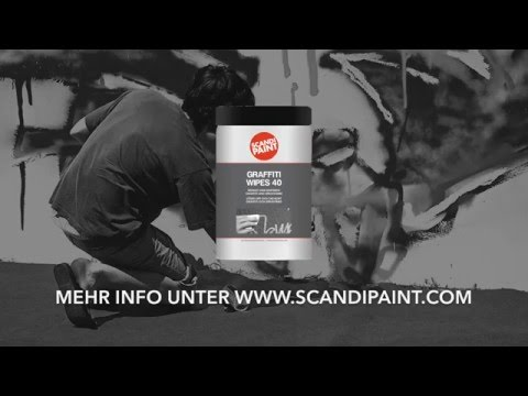 SCANDIPAINT Graffiti Wipes