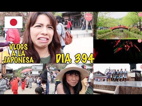 Salí Huyendo de la Casa del Terror + Vamos al JAPON Antiguo - Ruthi San ♡ 06-05-17