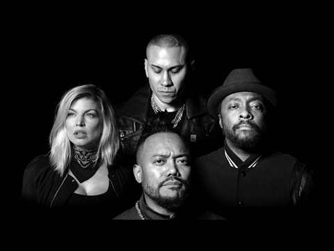 History of The Black Eyed Peas 1998-2016 (OLD VERISON 2)