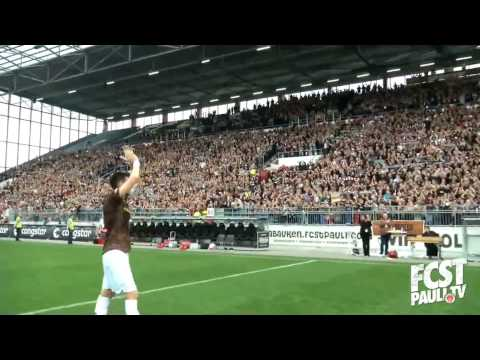 fcstpauli.tv: Bollers Ehrenrunde | ELBKICK.TV