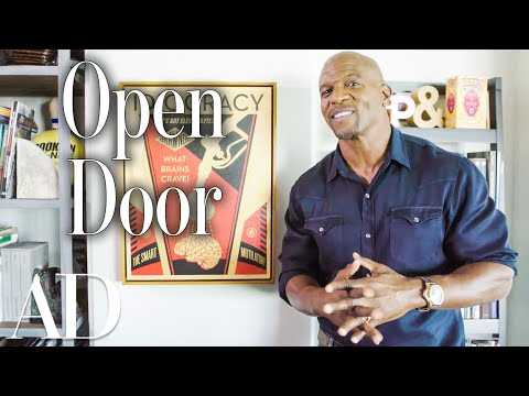Terry Crews Gives Us a Tour of His LA Man Cave   Celebrity Homes   Architectural Digest