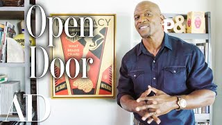 Inside Terry Crews' LA Man Cave | Open Door | Architectural Digest
