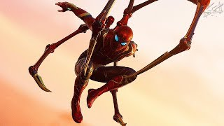 MARVEL'S SPIDER-MAN PS4 - ALL SUITS