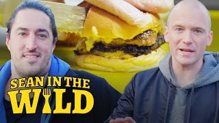 Sean Evans Hunts for London's Best Burger | Sean in the Wild