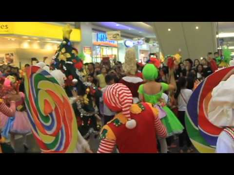 SM City Manila Sweetest Christmas Parade