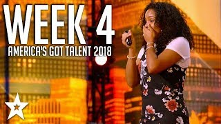 America's Got Talent 2018 Auditions | WEEK 4 | Got Talent Global