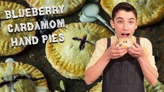 Blueberry Cardamom Hand Pies | Chef Eitan Bernath