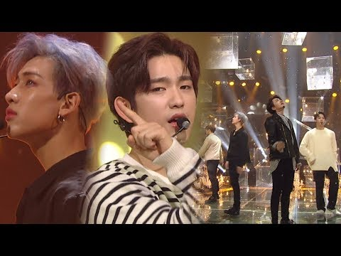 《EXCITING》 GOT7(갓세븐) - You Are @인기가요 Inkigayo 20171029