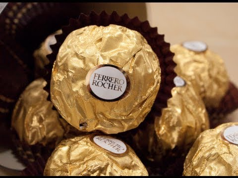 Comment faire un Ferrero Rocher ?
