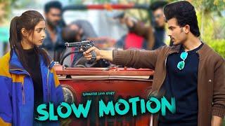 Slow Motion | Gangster Love Story | Salman | Vishal & Shekhar| Manazir & Srishti Upadhyay